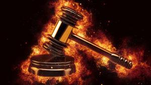 When Judgment Falls